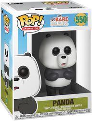 Panda vinylfigur 550