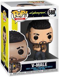V-Male Vinyl Figur 588