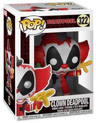 Clown Deadpool vinylfigur 322