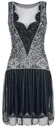 Elaina Drop Waist Dress
