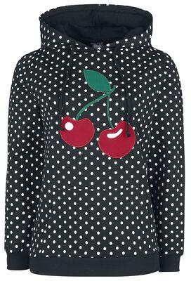 Big Cherry Girl Hoodie