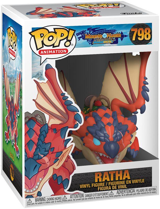 Ratha vinylfigur 798