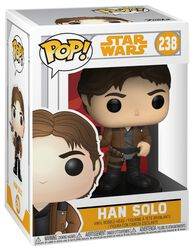 Solo: A Star Wars Story - Han Solo vinylfigur 238