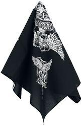 Skull & Wings - Bandana