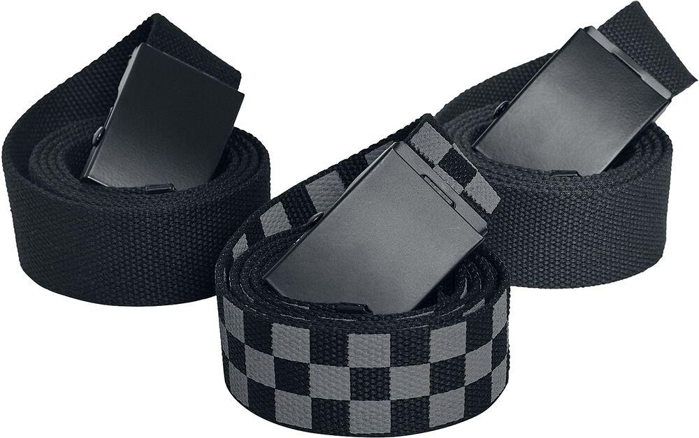 Belts Trio 3-Pack