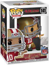 San Fransisco 49ers - Jimmy Garoppolo vinylfigur 141
