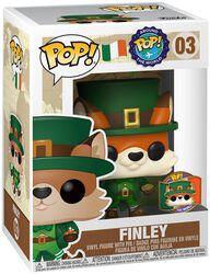 Around the World - Finley (POP and Pin) (Ireland) (Funko Shop Europe) vinylfigur 03