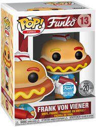 Spastik Plastik - Frank von Viener (Funko Shop Europe) vinylfigur 13