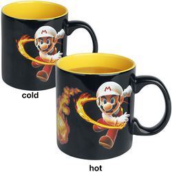 Fireball - Heat-Change Mug