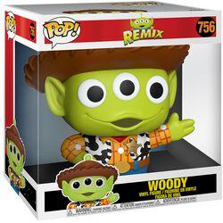 Alien As Woody - (Life Size) vinylfigur 756