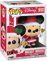Mickey Mouse (Holiday) vinylfigur 612
