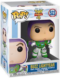 4 - Buzz Lightyear vinylfigur 523