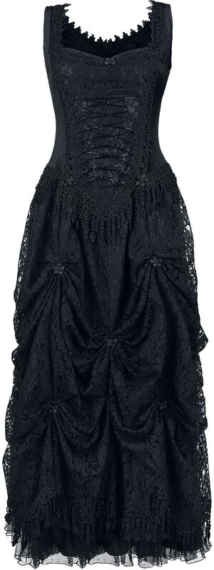 Gothic längklänning