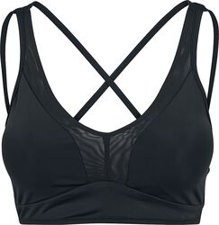 Ladies Tech Mesh CrossbackBra