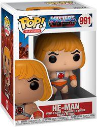 He-Man vinylfigur 991