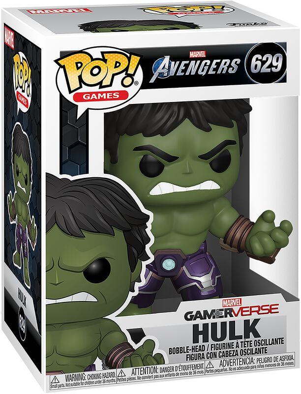 Hulk vinylfigur 629