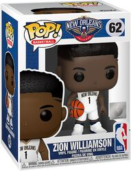 New Orleans Pelicans - Zion Williamson vinylfigur 62