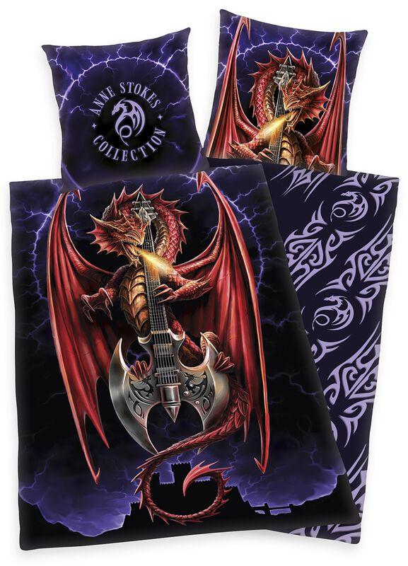 Dragon and Guitar