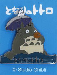 Totoro with Ocarina