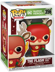 The Flash Holiday Dash (Holiday) vinylfigur 356