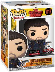 Captain Boomerang vinylfigur 1117