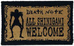 Shinigami Welcome