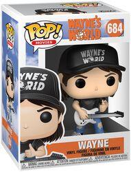 Wayne's World Wayne vinylfigur 684