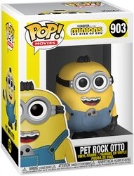 2 - Pet Rock Otto vinylfigur 903