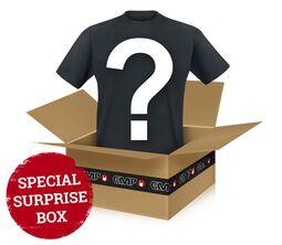 Surprise Metal/Rock Shirt En metal/rock T-shirt/topp utvald av oss