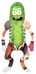 Galactic Plushies Pickle Rick in Rat Suit (ca 46 cm)