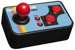 TV-spelskontroll - med 200 retrospel