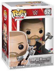 Triple H (Skull King)(Chase-möjlighet) vinylfigur 52