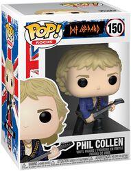 Phil Collen Rocks Vinyl Figur 150