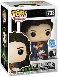40th - Ripley Holding Jonesy (Funko SHop Europe) vinylfigur 733