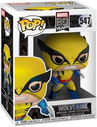 80th - First Appearance: Wolverine vinylfigur 547