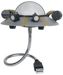 UFO - USB-lampa