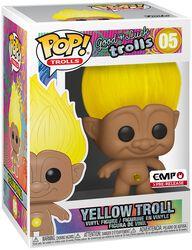Yellow Troll vinylfigur 05