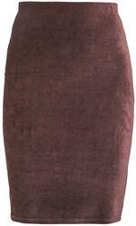 RED Manchesterkjol