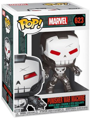 Punisher War Machine vinylfigur 623