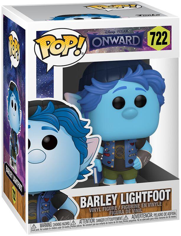 Barley Lightfoot vinylfigur 722