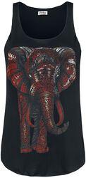 Tribal Elephant Vest