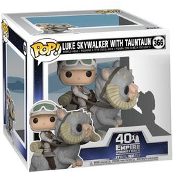 Empire Strikes Back 40th Anniversary - Luke Skywalker With TaunTaun (POP Deluxe) vinylfigur 366