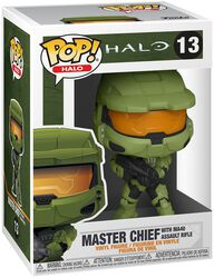 Infinite - Master Chief vinylfigur 13