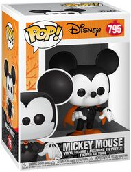 Mickey Mouse (Halloween) vinylfigur 795