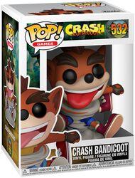 Crash Bandicoot - vinylfigur 532