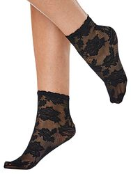 All Over Lace Ankle Socks