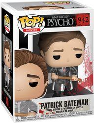 American Psycho Patrick Bateman (Chase-möjlighet) vinylfigur 942