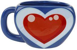 Heart - 3D-mugg