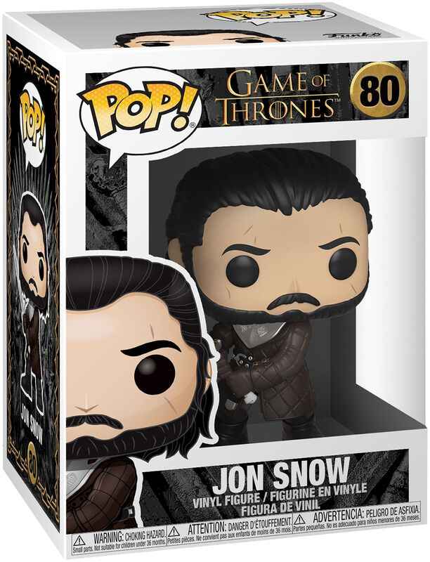Jon Snow with Sword - vinylfigur 80