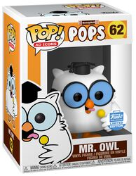 Ad Icons: TootsieRoll Pops - Mr. Owl (Funko Shop Europe) vinylfigur 62